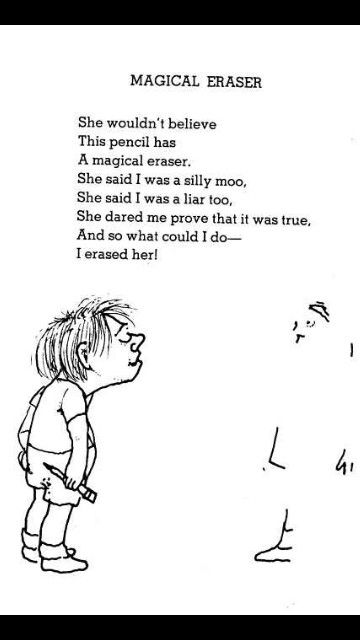 78 Best Images About Shel Silverstein On Pinterest The