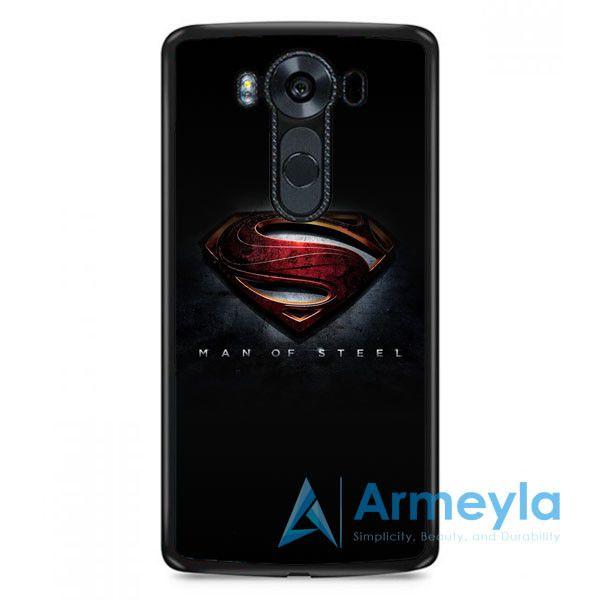Man Of Steel Superman 2013 LG V20 Case | armeyla.com