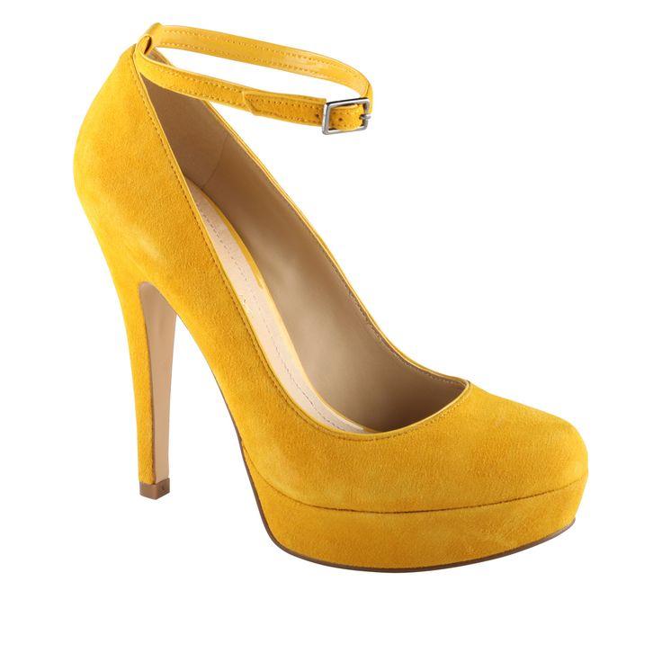 1000  ideas about Yellow High Heels on Pinterest  Yellow heels