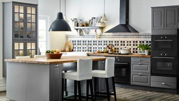 Kuchengestaltung Ideen Beautiful 45 Wunderschone Ideen Fur Kuchengestaltung In 2020 Kucheninsel Ikea Ikea Kuchenideen Kuchenumbau