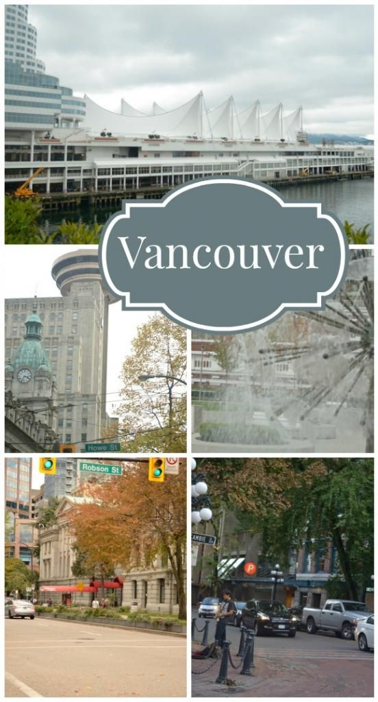 Want a fun family vacation idea? Check out all the cool things to do on a family vacation in downtown Vancouver, Canada!