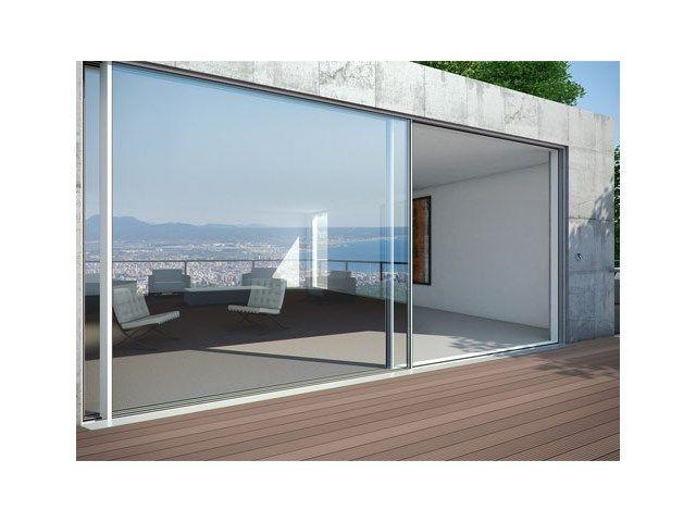 Schuifraam • thermische isolatie • moderne woning • www.schueco.be # livios.be