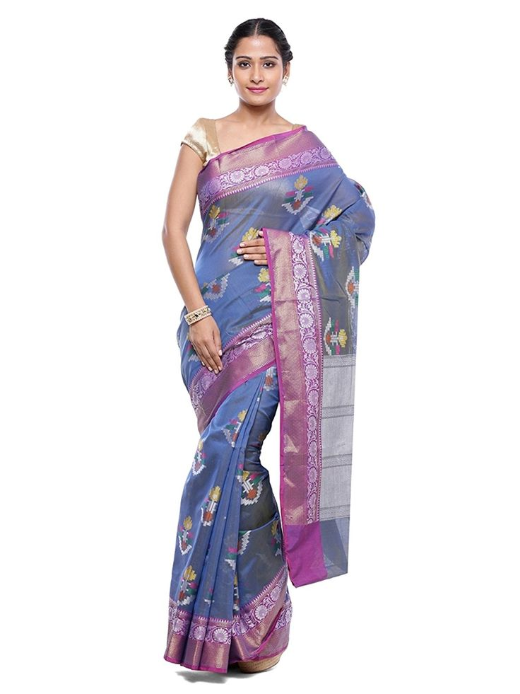 #SareeFabric: #Art Silk / Saree #Color: #Blue / #Saree Length: 6.30 Mtrs Including #Blouse (5.50 mts+.80 cm Blouse ) Blouse Fabric : Art Silk / #Blouse Type & Length : #Contrast #Unstiched   BuyNow@ http://amzn.to/2xGYqc3