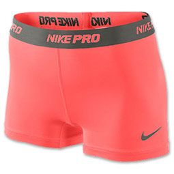 WANT ALL THE COLORS!!!! there's only 13 of them :)  Nike Pro Core II Women's Compression Shorts