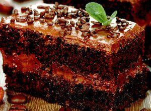 Reţetă: Prajitura cu cafea, miere si ciocolata | Restaurante de Lux