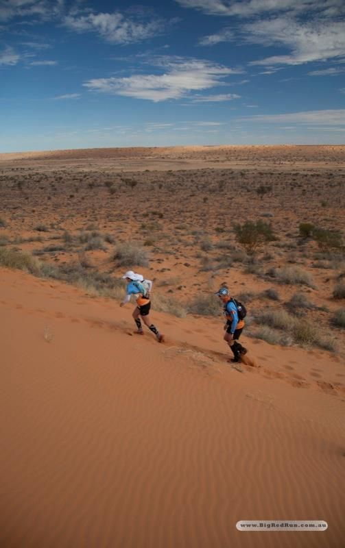 Big Red Run 2013, Photo: Trail Runner Magazine AU/NZ.