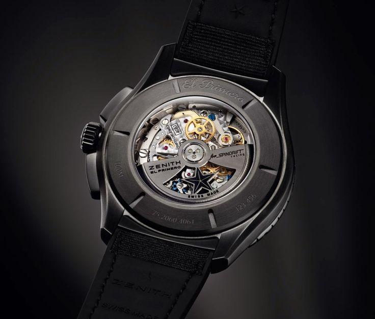 Zenith El Primero Stratos Spindrift Racing | Luxurio.cz  #watches #luxury #luxusní #hodinky #luxurio
