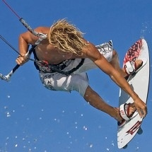 Pilipili Extreme Sport Centre, Garden Route. It offers wakeboarding, skurfing and surfing, as well as canoeing outings on the beautiful black-water rivers in the area. Fully supervised adventure camps for the youngsters are also available.