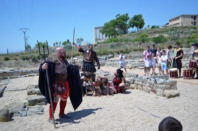 Santacara: X Día de Cara - Lucha de romanos