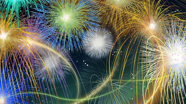 Fireworks Celebration Usa Independence Day Hd Wallpaper 1920×1080