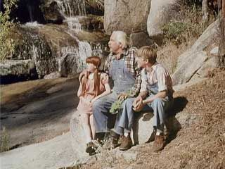 The Waltons s4-ep14 - The Intruders-This episode has small part (Grier) played by David Harper's dad Paul Harper