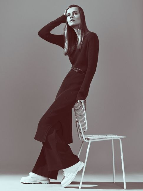 Editorial in Costume Magazine with MENU string chair - styled by Maiken Winther