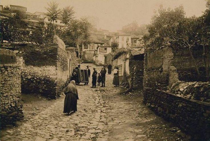 Άνω πόλη Θεσσαλονικης, 1914