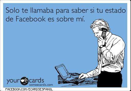 Ecards en español - Taringa!-- jajajajaja!! Porque lo ponen y luego dicen que no es para uno -.- ...