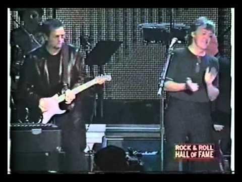 Paul McCartney & Eric Clapton - Blue Suede Shoes #paulmccartney #forthosewholiketorock #classicrock