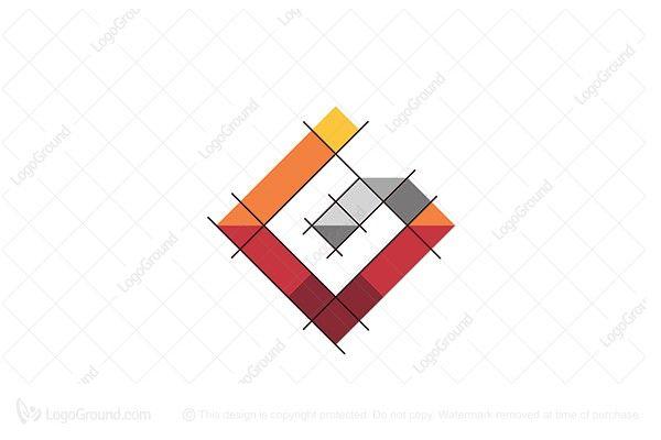 Exclusive Logo 104716 G Flooring Logo Logo Design Branding Design Logo Maker