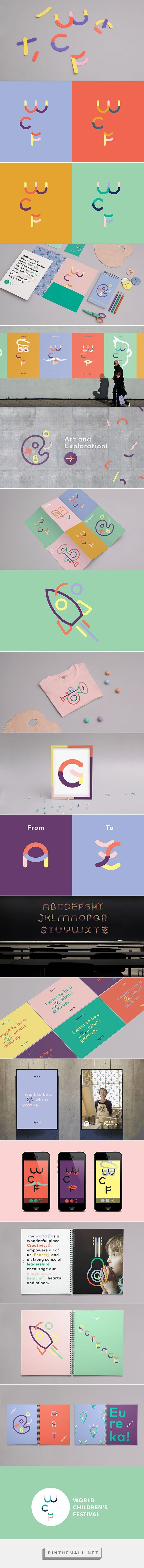 World Children's Festival on Branding Served - created via http://pinthemall.net
