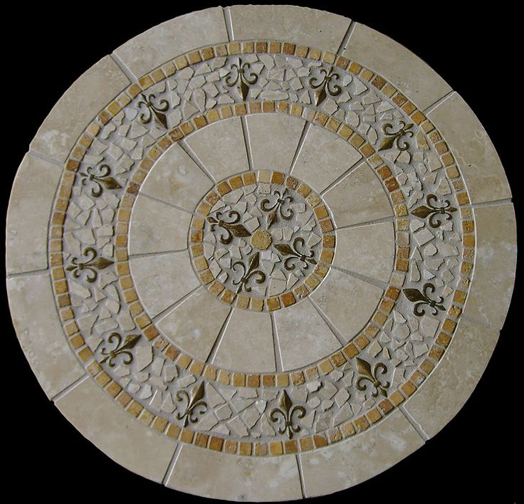 mosaic table tops | Mosaic Tile Table Tops