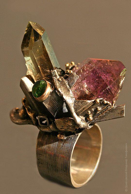 Vladimir Orjehovskiy Ring of Awesome!!!