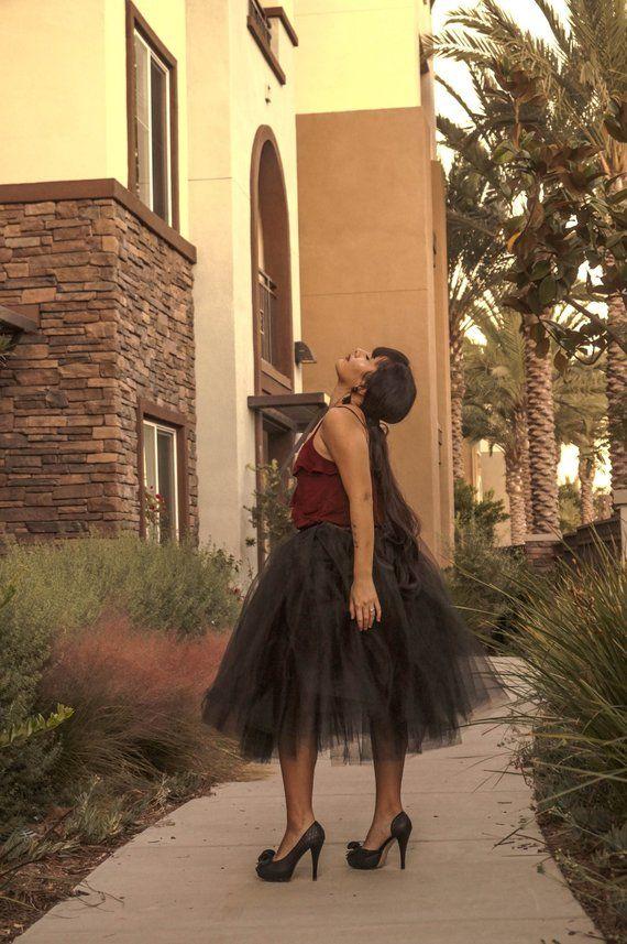 ee8ec1517 Midnight Tulle skirt   Skirting   Skirts, Tulle, Ballet skirt