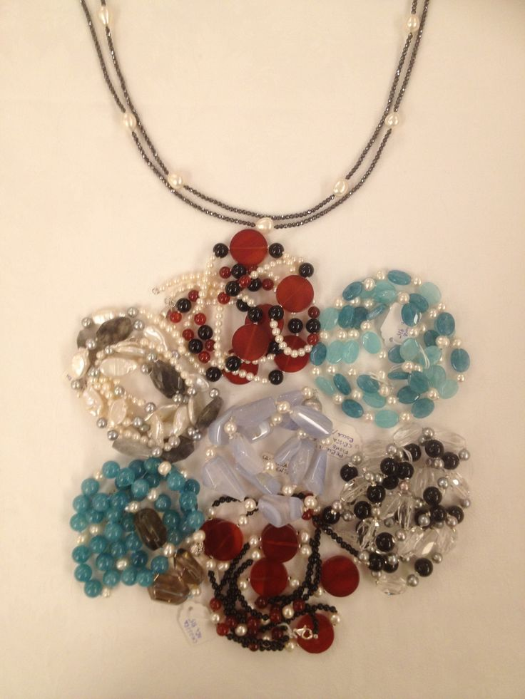 E L Necklaces - ROMA  Cheap & chic jewellery