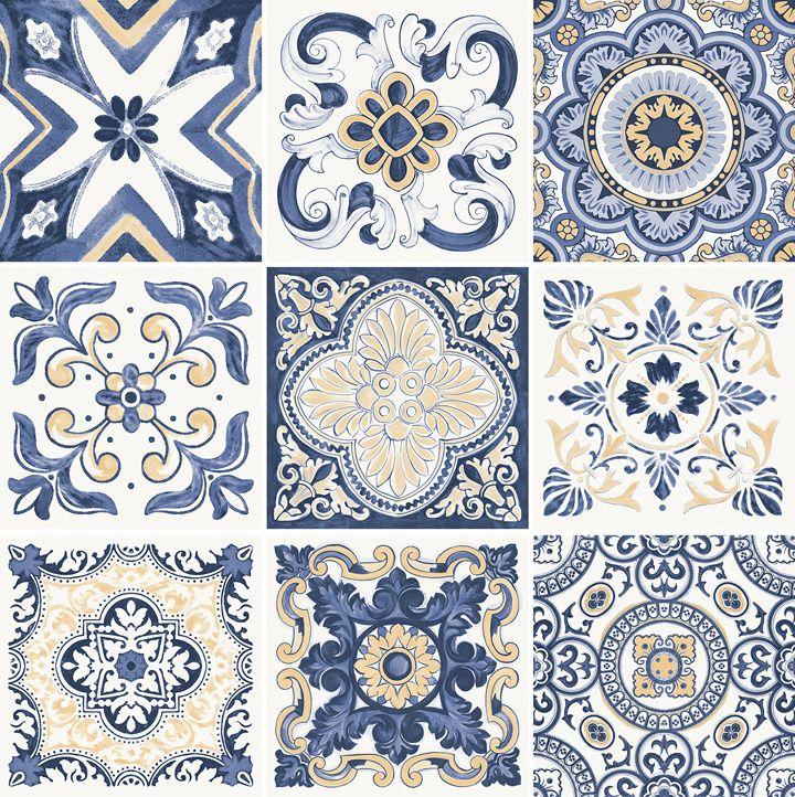 Azulejo para cozinha textura v rios for Azulejo sobre azulejo
