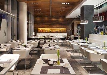 En el restaurante de #ILUNION Atrium tenemos el #compromiso de cuidar tu alimentación y por eso te ofrecemos platos saludables, frescos y equilibrados. http://www.ilunionatrium.com/