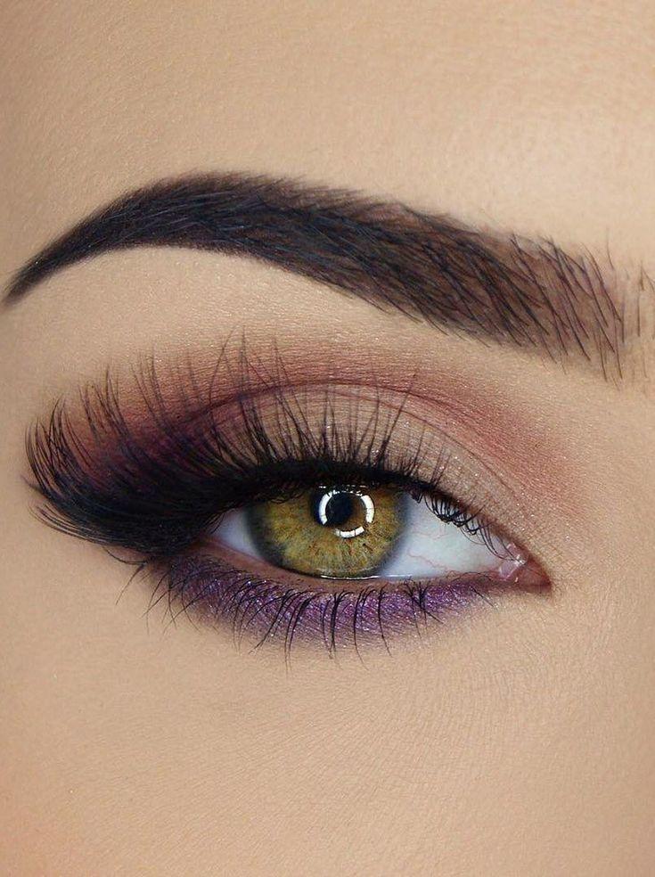 30 Lovely Summer Makeup Eyeshadow Ideas For Women 2019 Eyeshadow