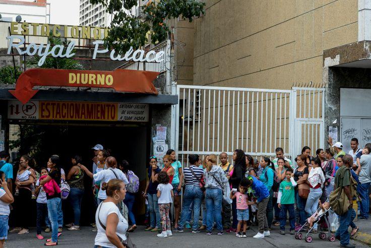 Group Of Venezuelan Jewish Converts Denied Immigration To