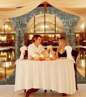 Romantic Candle Light Dinner | lovely SMS