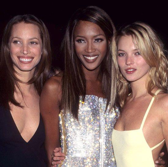 Los años 90 marcaron al mundo de la moda por su generación de supermodelos.  Mujeres como Kate Moss, Naomi Campbell, Linda Evangelista, Christy… 845075b317