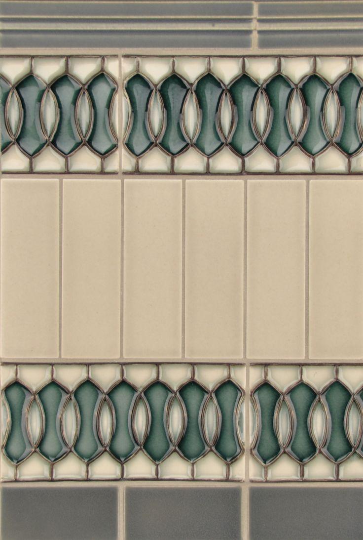 22 best handmade decorative tile images on pinterest