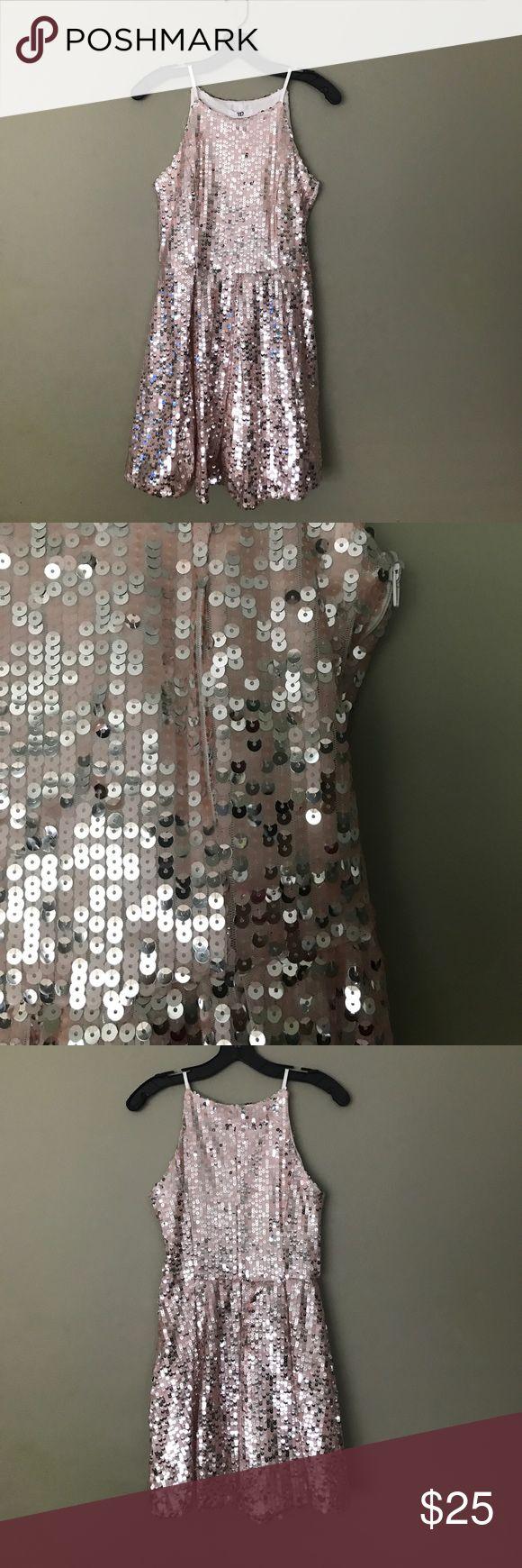 True Decadence Pink sparkly petite dress True Decadence Pink sparkly petite dress True Decadence Dresses Mini