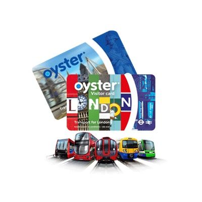 Visitor Oyster Card London - The Visitor Oyster Card is a pay-as-you-go smartcard which can be used to pay for all public transport in London.