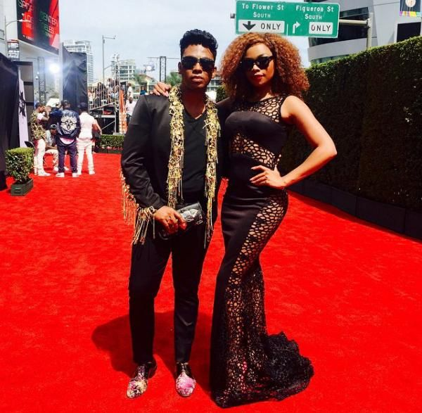 M'Loooooordddd ! This photo is maaaah_life . My two favs @Tlale_large x @bonang_m