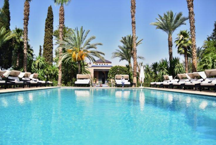 Palais de l'O marrakech villa luxury