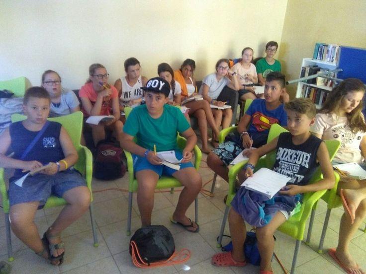 TRĂIRE ROMÂNEASCĂ ÎN TABĂRA DE CULTURĂ ŞI SPIRITUALITATE DE LA ALMERIA, SPANIA