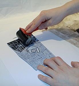 Apprendre la linogravure (tuto)