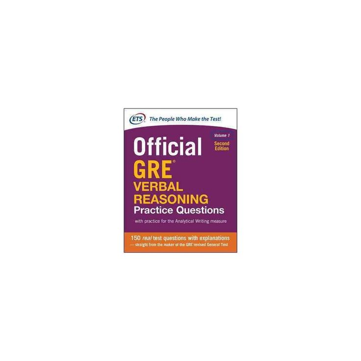 Gre verbal questions