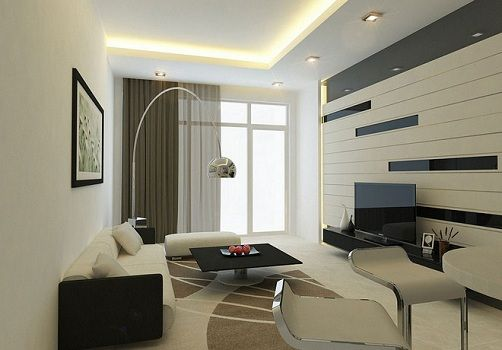 9 Simple & Latest Indian Hall Designs With Pictures In 2019 ...