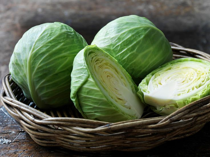 Try our recipe for boiled cabbage. This boiled cabbage is easy, seasoned with butter and salt and pepper.