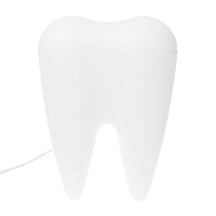 Die 23 besten Bilder zu Lampen in Zahnform/ tooth lamp auf Pinterest ...