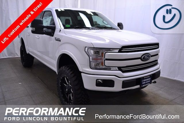 Performance Ford Lincoln >> New 2018 Ford F 150 For Sale At Performance Ford Lincoln Bountiful