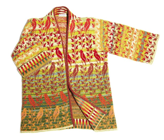 Gorgeous jacket by Christel Seyfarth