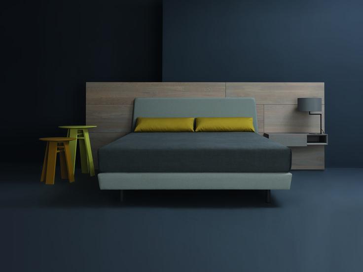 54 besten Schlafzimmer Bilder auf Pinterest Betten, Luxus und Nacht - wandfarbe im schlafzimmer erholsam schlafen