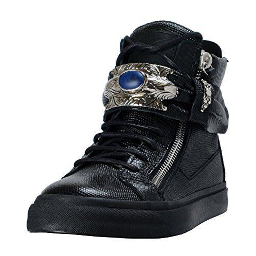 W & W Mujeres Señoras Sandalias de moda de noche Slip On comodidad ligera soporte de diamante zapatos tamaño (deseo), color Dorado, talla 36.5
