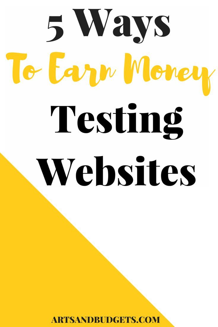 Are you really good at surfing the internet & creating an opinion about different website? If so, you can get paid from testing websites online.! In this post, I share the TOP 5 Usability testing site that you can sign up for today and start making extra income!