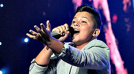 Ruslan Aslanov / Belarus / Junior #Eurovision / Volshebstvo