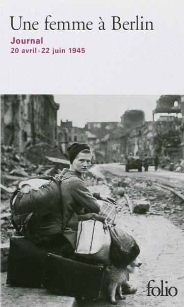 Livre Une femme à Berlin