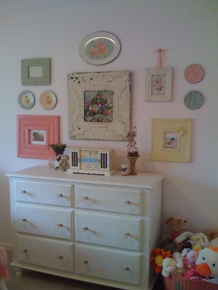 Little girls room.  #girl #kid #bedroom #home